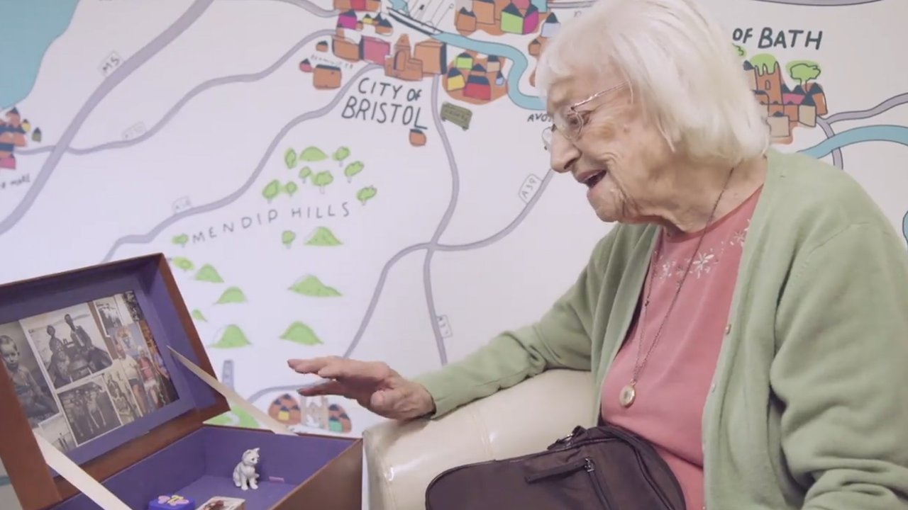 Music Box Helps Dementia Patients Remember
