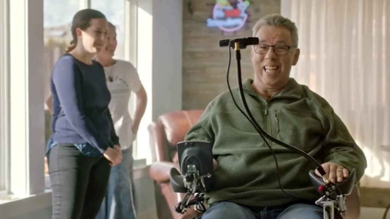 Wheelchair Controlled By Facial Expressions