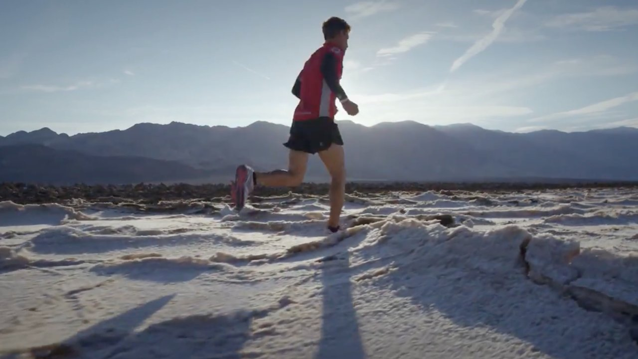 This Man Ran 350 Miles Without Stopping