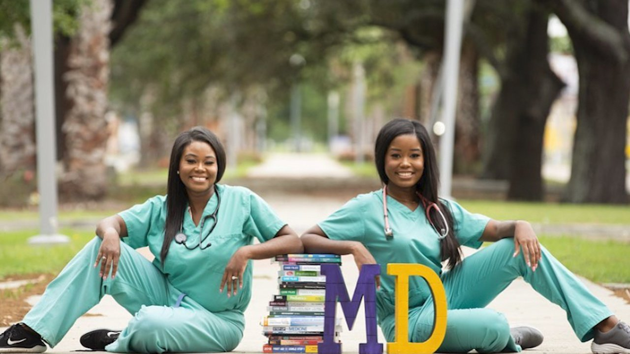 Mother-Daughter Duo Graduate Medical School Together