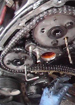 Ford Transit 2 4L - How to Replace the Timing Chain | Mark