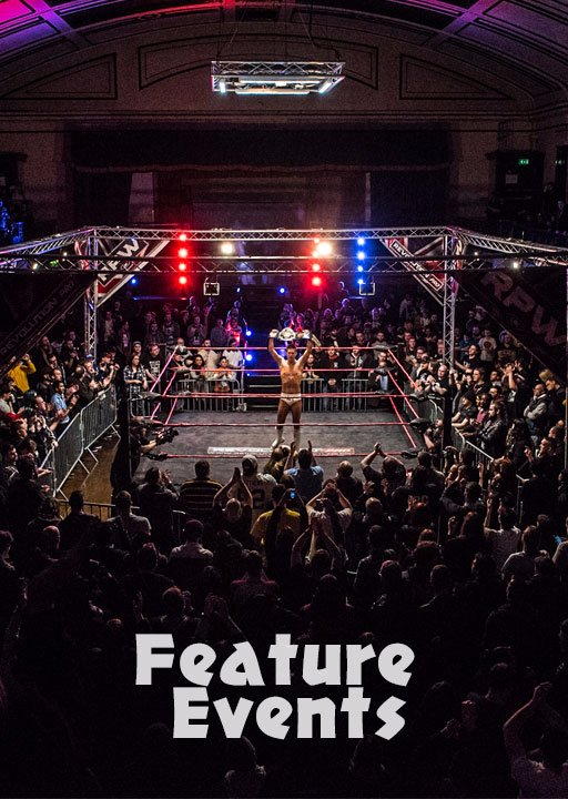 RPW On Demand | Pro Wrestling At Its Best  Wherever