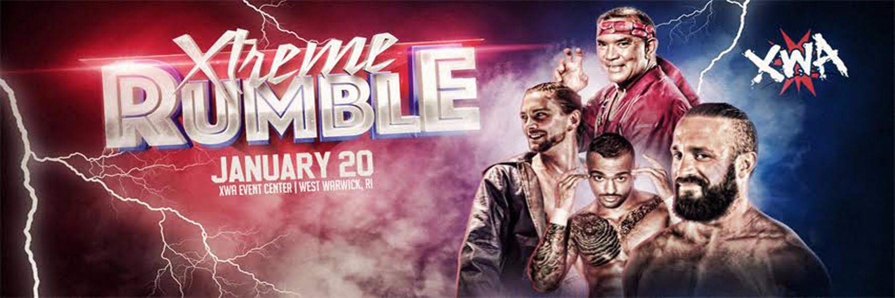 The 17th Annual Xtreme Rumble