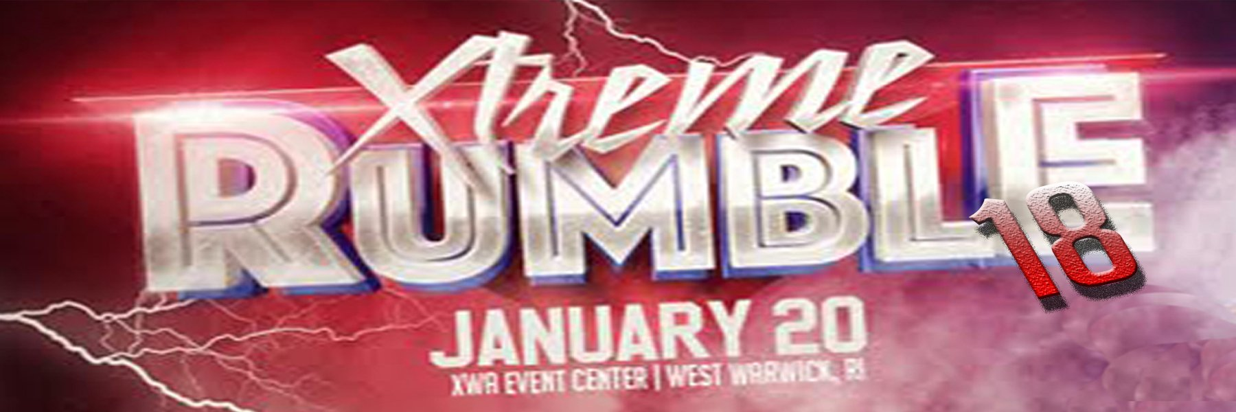 Fan Favorite Xtreme Rumble!  Austin Aries RETURNS!