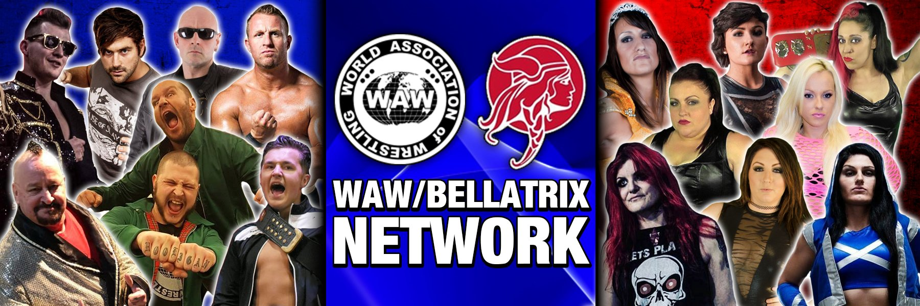 Welcome to the WAW and Bellatrix network.