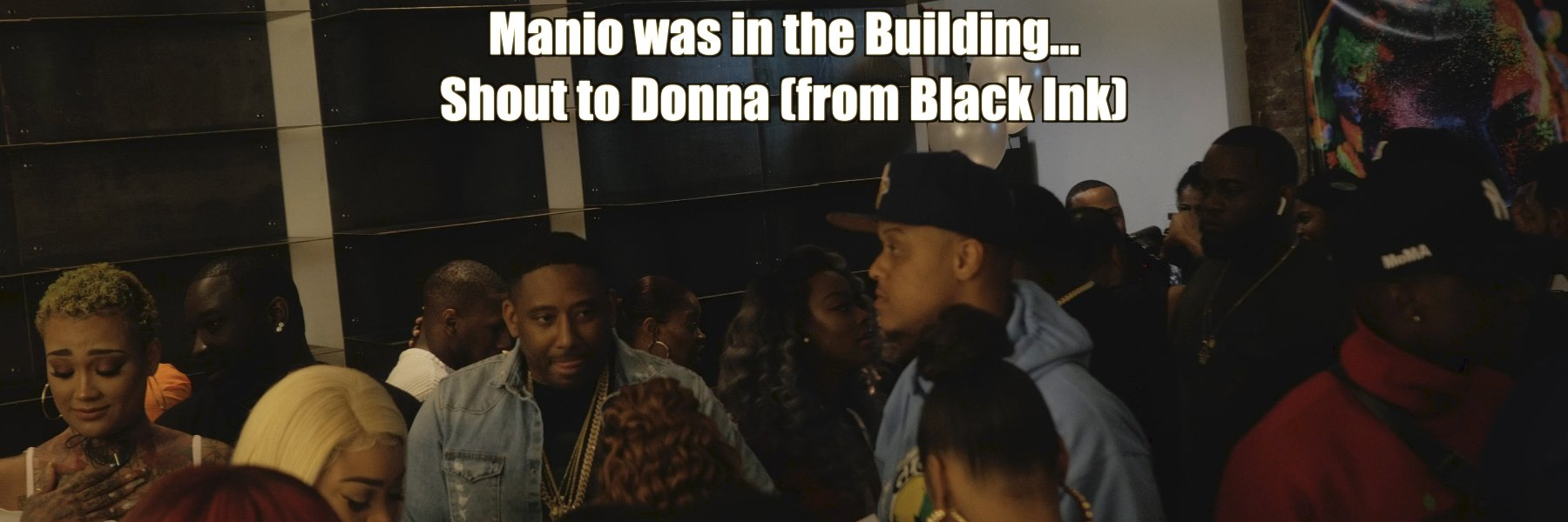 Home of the HIttaz Season 3 episode 2 (Manio & Donna from Black Ink)
