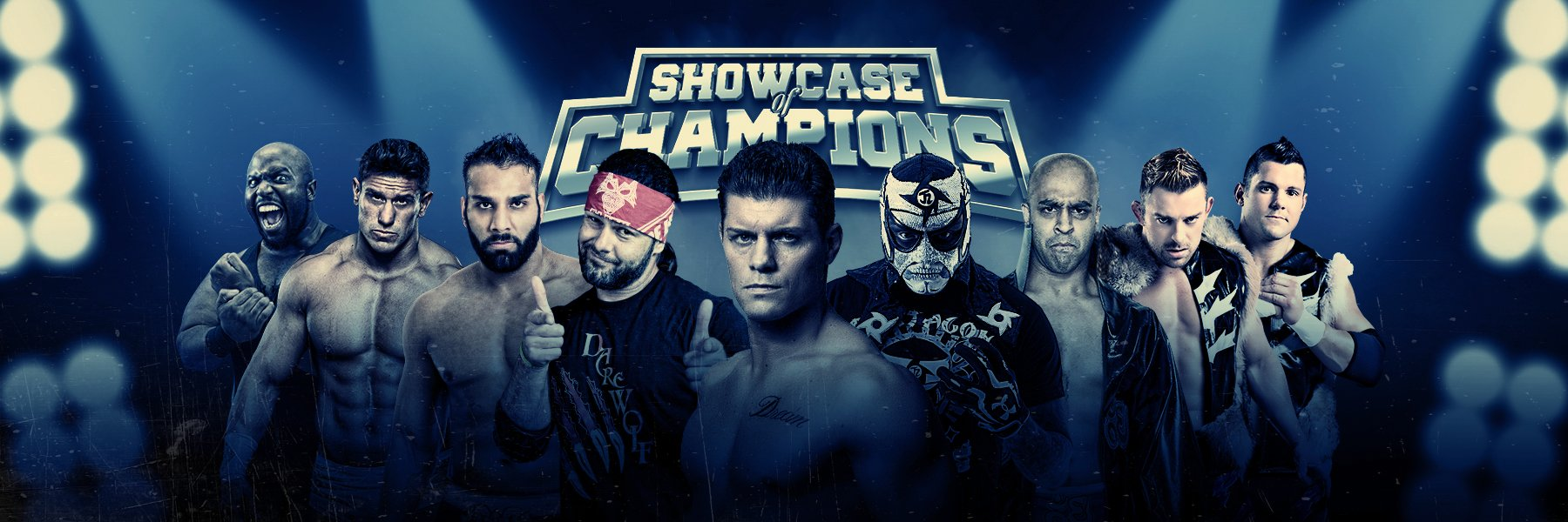 Showcase of Champions/WrestleCade Weekend