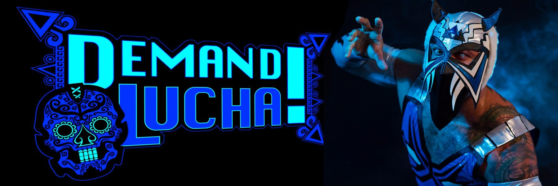 Check out a TON of awesome show from DEMAND LUCHA!
