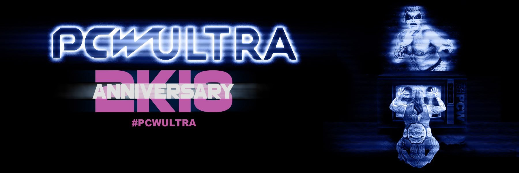 Stream PCW Ultra: A2K18 - Feat: Great Muta, Petna El Zero M & Sami Callihan