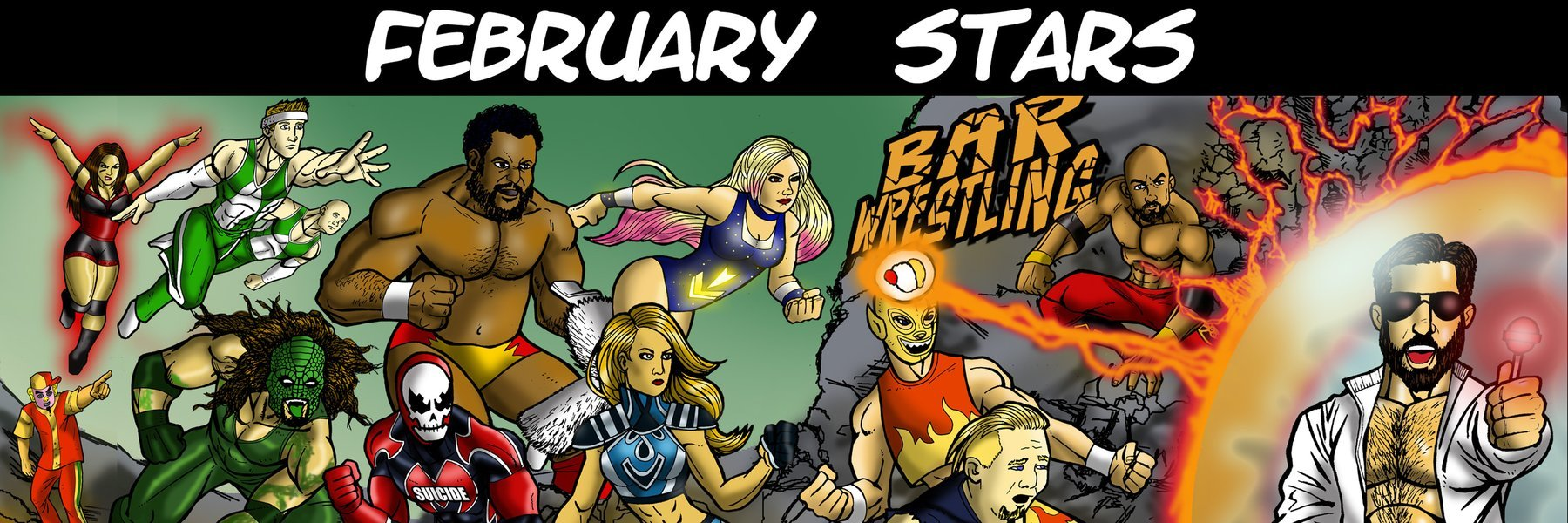 Binge on Bar Wrestling 9! Emma vs Taya Valkyrie, Joey Ryan vs Ellsworth