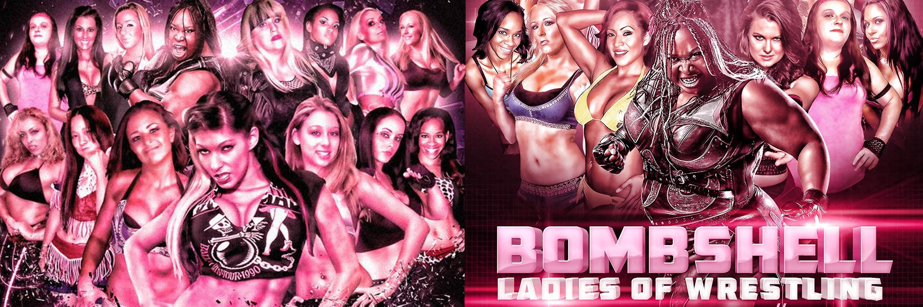 Just Added! The full BLOW: Bombshell Ladies of Wrestling Library