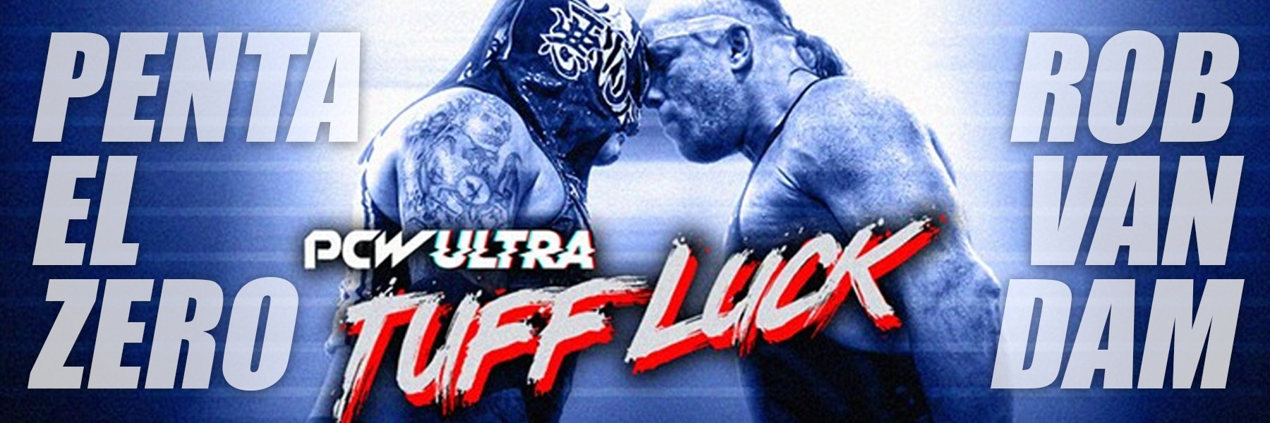 "See Impact Champ Penta El Zero vs ""The Whole F'N Show"" Rob Van Dam!"