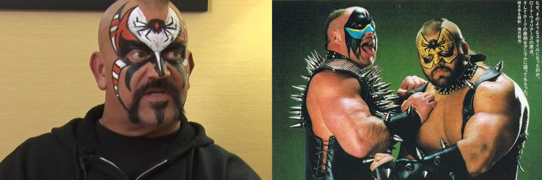 Brand NEW Road Warrior Animal 2-Hour Shoot Interview - June 2018!