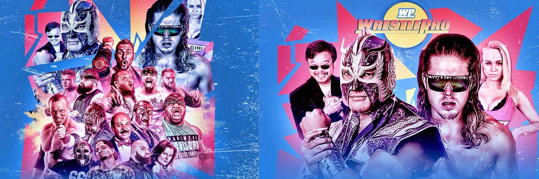 EXCLUSIVE: Brand New from WrestlePro - See Ultimo Dragon vs Joey Janela!