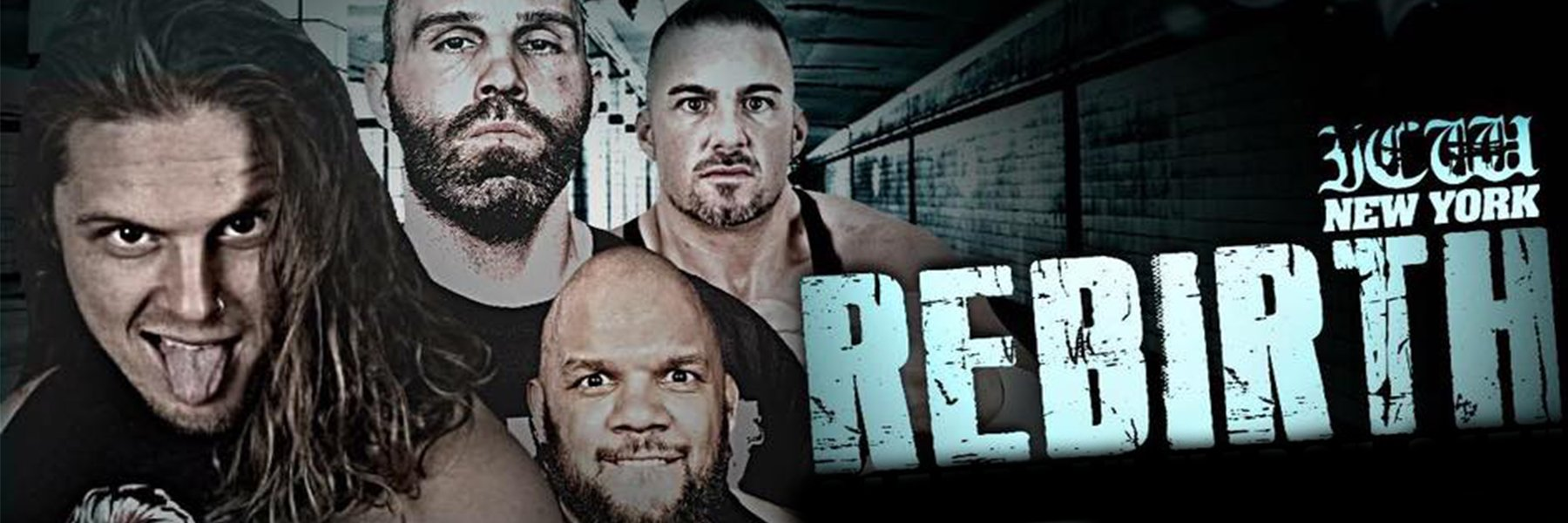 Exclusive: ICW returns w/ REBIRTH  Joey Janela, Nick Gage, Homicide, Shlack