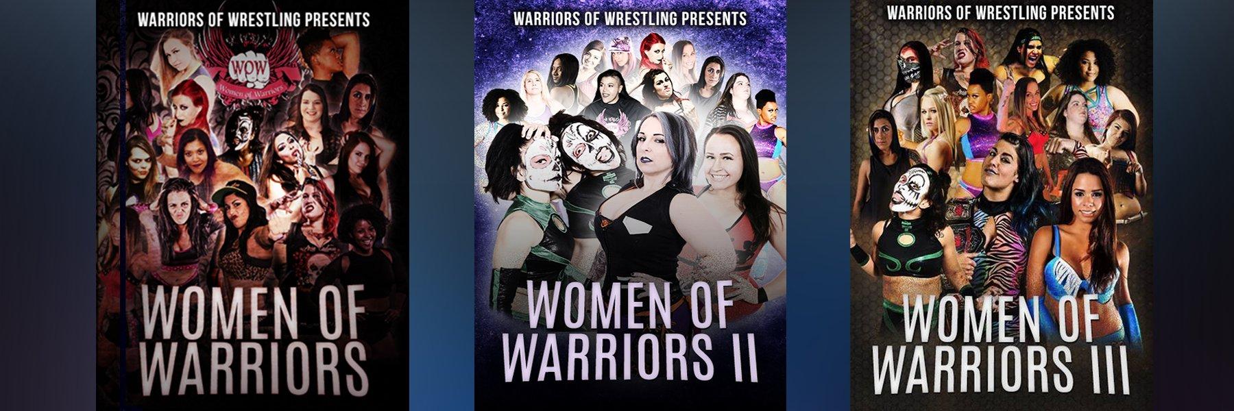 EXCLUSIVE: WOW Women of Warriors - Jordynne Grace, Nikki Addams, Holidead