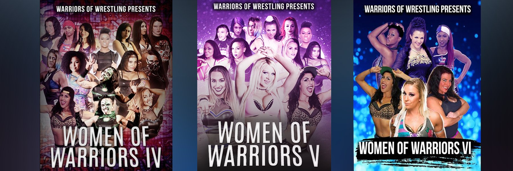 EXCLUSIVE: WOW Women of Warriors - Jordynne Grace, Nikki Addams, Holidead