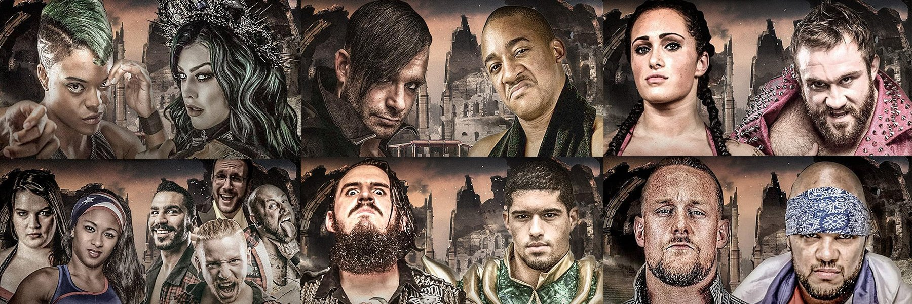 Battle Club Pro: Trial By Combat - Maria Manic, Brody King, Jimmy Havok