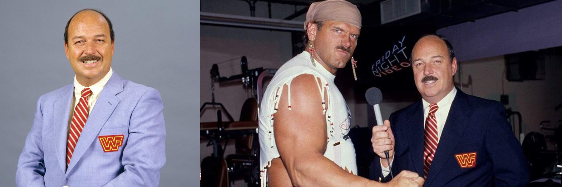 RIP Mean Gene Okerlund! Here is a rare Shoot Interview from the legend