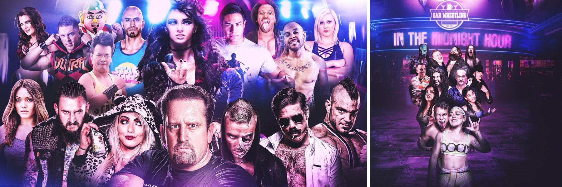 New Bar Wrestling! See Brian Cage, Priscilla Kelly, Joey Ryan, Dreamer