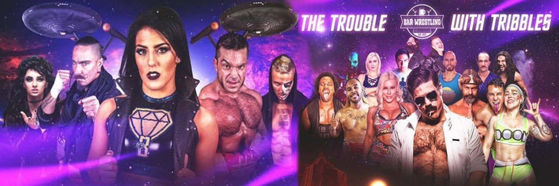 New Bar Wrestling! See Tessa Blanchard, Priscilla Kelly, Joey Ryan, Cage