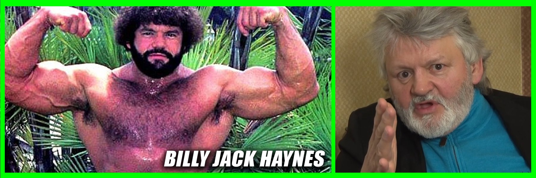 BRAND NEW | Billy Jack Haynes Shoot Interview (May 2019) Stream Now!