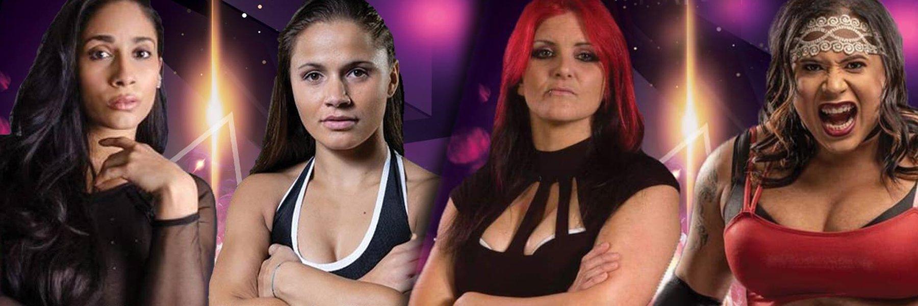Stream WOW Women of Warriors 7! Saraya vs Nyla Rose, Hirsch vs Strong