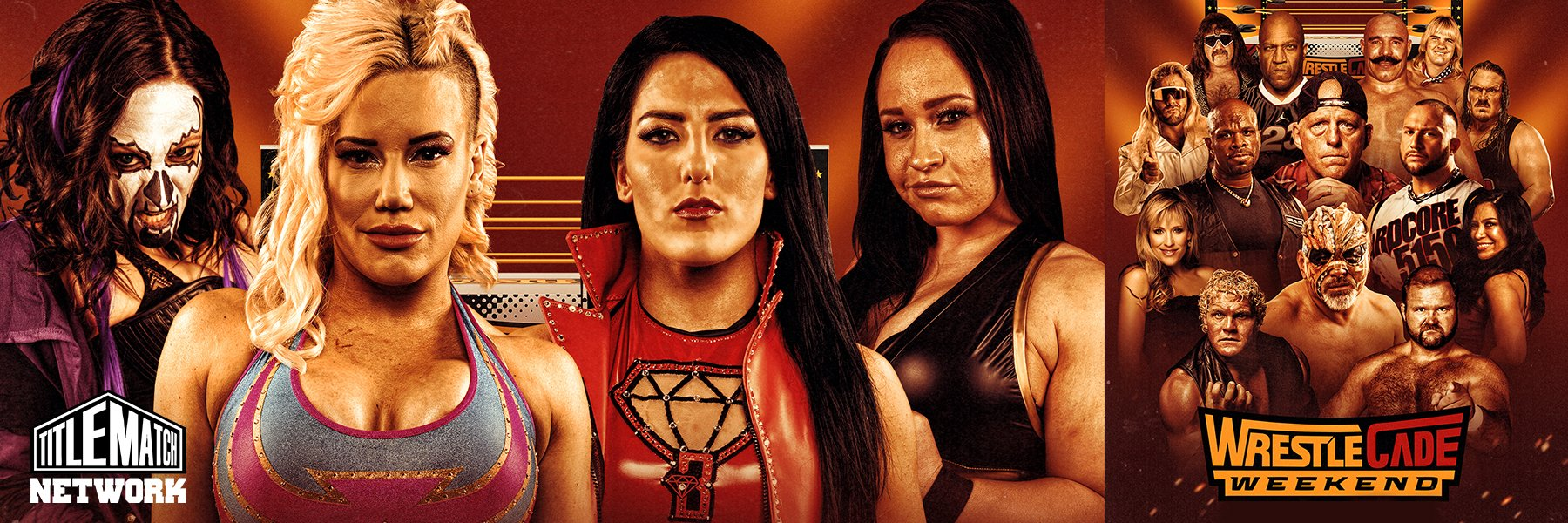 Wrestlecade Supershow 2019 Live iPPV 11.30 (Great Muta, Tessa Blanchard)