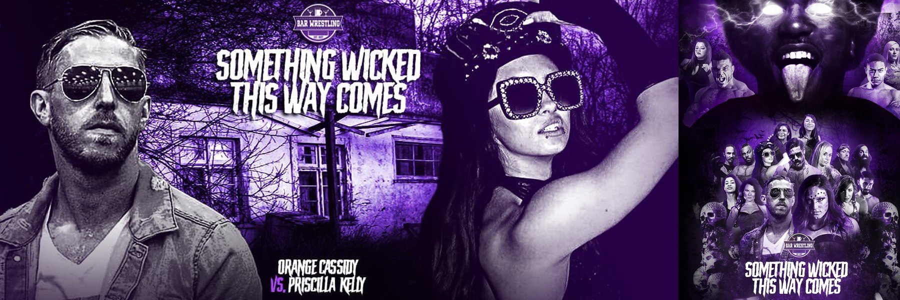 Bar Wrestling 46: Orange Cassidy vs Priscilla Kelly, Joey Ryan vs Addy Star