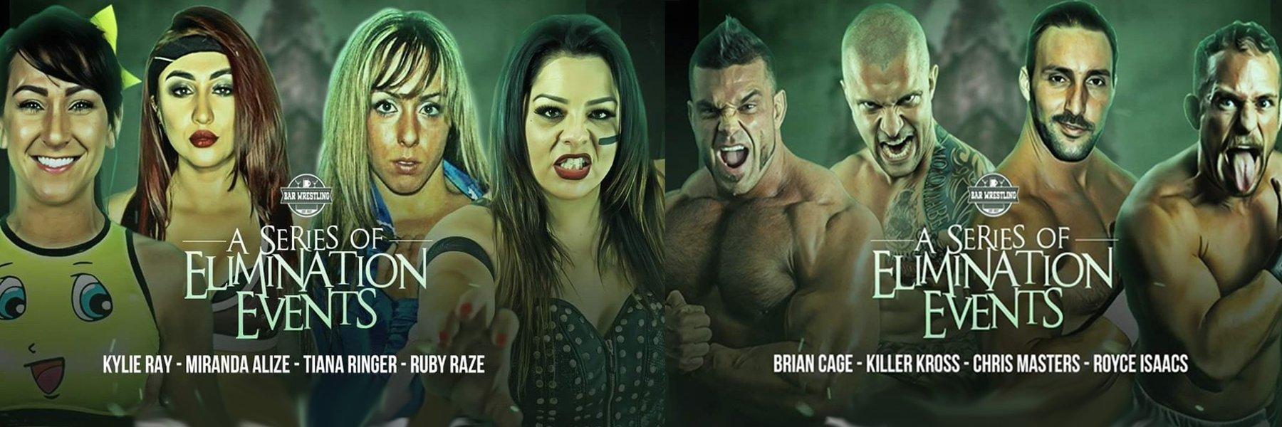 Bar Wrestling 48: Kylie Rae, Ruby Raze, Brian Cage, Killer Kross, Miranda