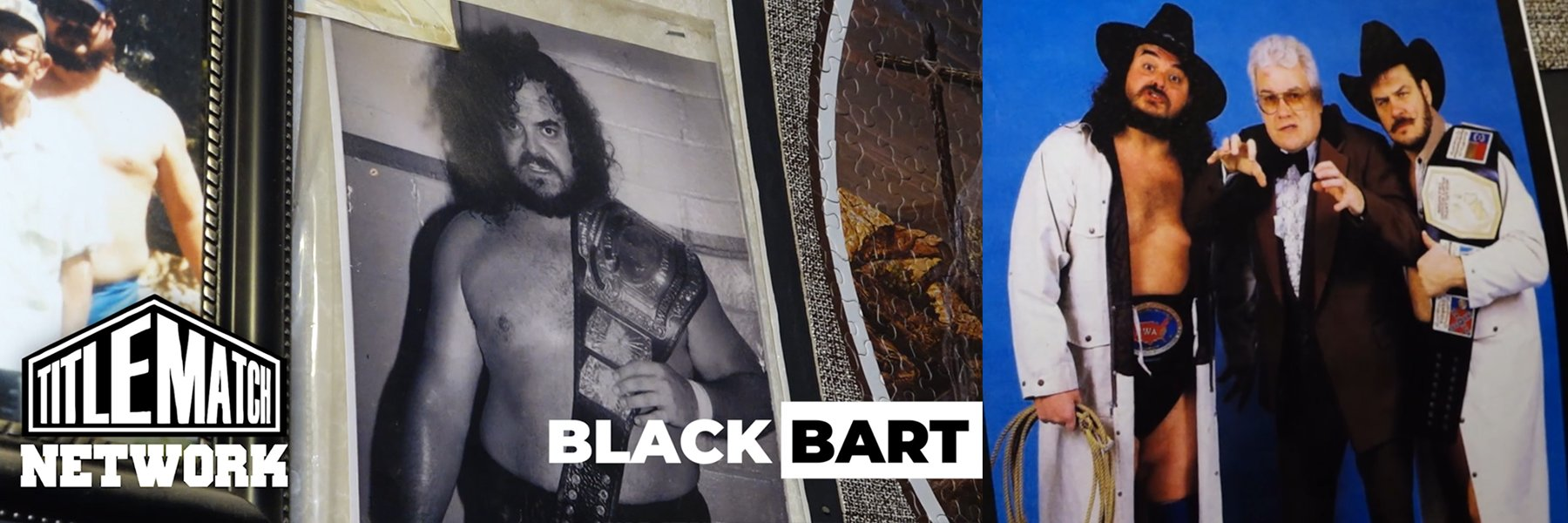 Just Released: Black Bart Shoot Interview (WCCW, NWA, WWF, GWF) Jan 2020
