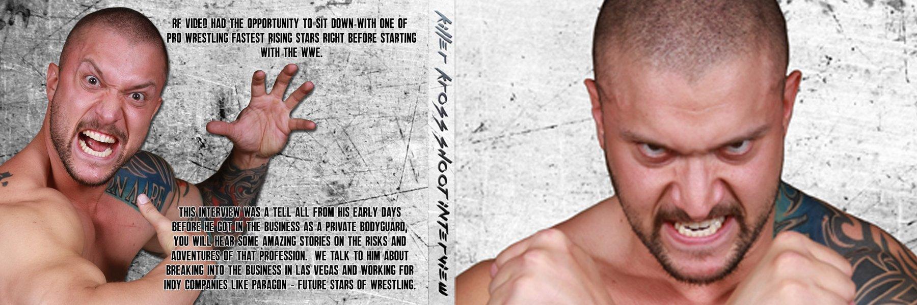 Just Released! WWE Star Killer Kross Shoot Interview (Feb 2020)