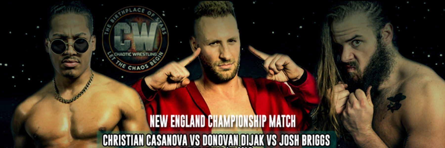 WATCH DONOVAN DIJACK'S FINAL CHAOTIC WRESTLING MATCH HERE!