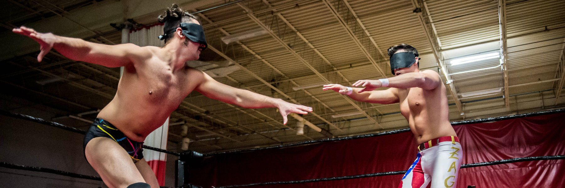 Watch Anthony Greene vs. Cam Zagami In Chaotic's 1st Ever BLINDFOLD MATCH!