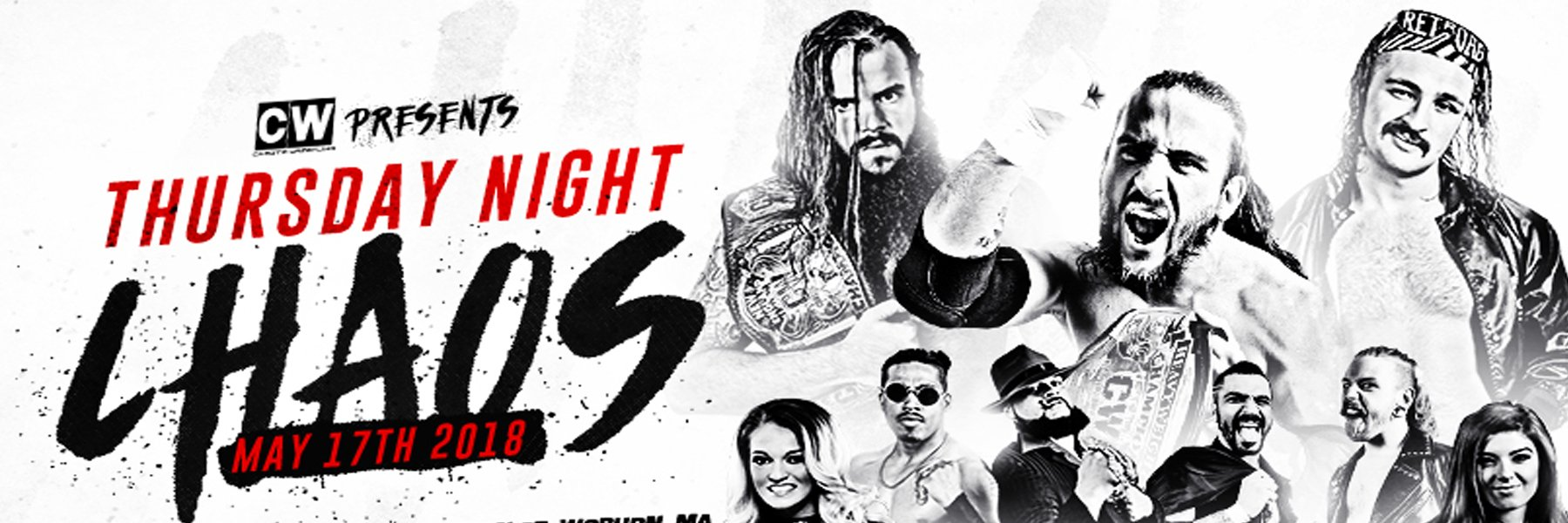 THURSDAY NIGHT CHAOS 1 - JT DUNN | JOSH BRIGGS | ANTHONY GREENE