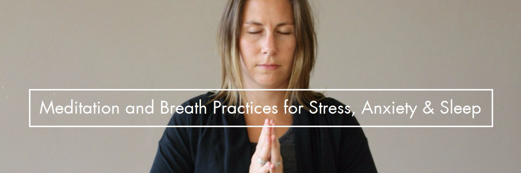 Practices for pregnancy and postpartum to calm worry and ease the mind