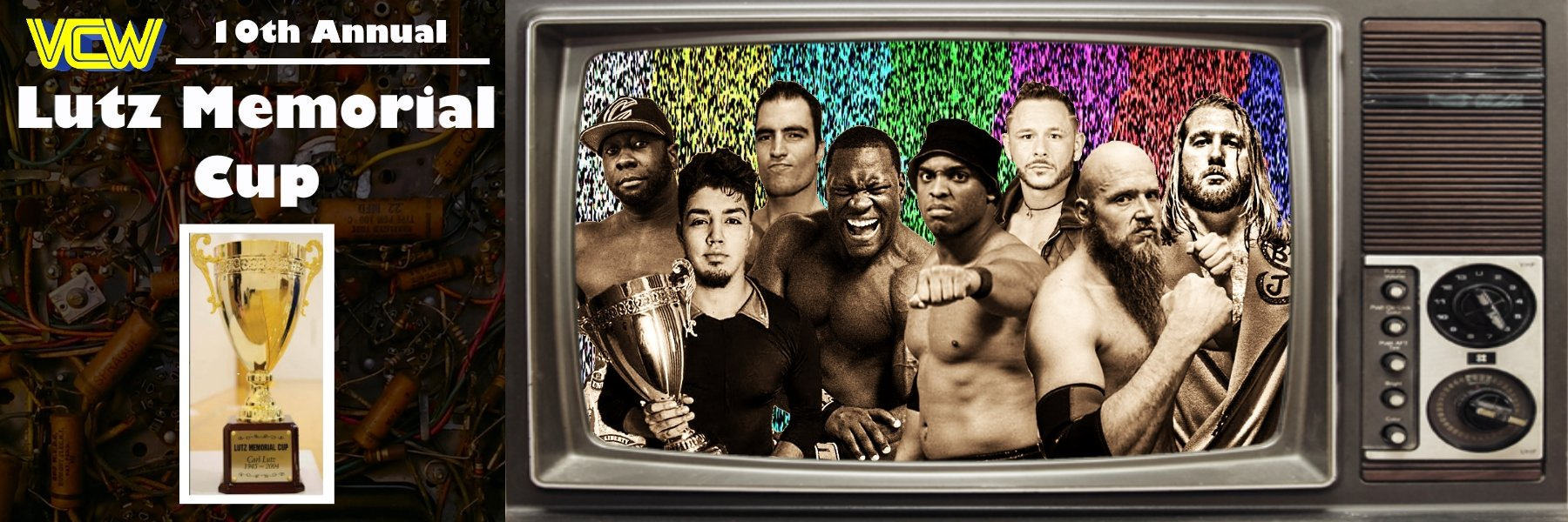 Now Available!  VCW's 10th Annual Lutz Memorial Cup!  Click Here to Watch!