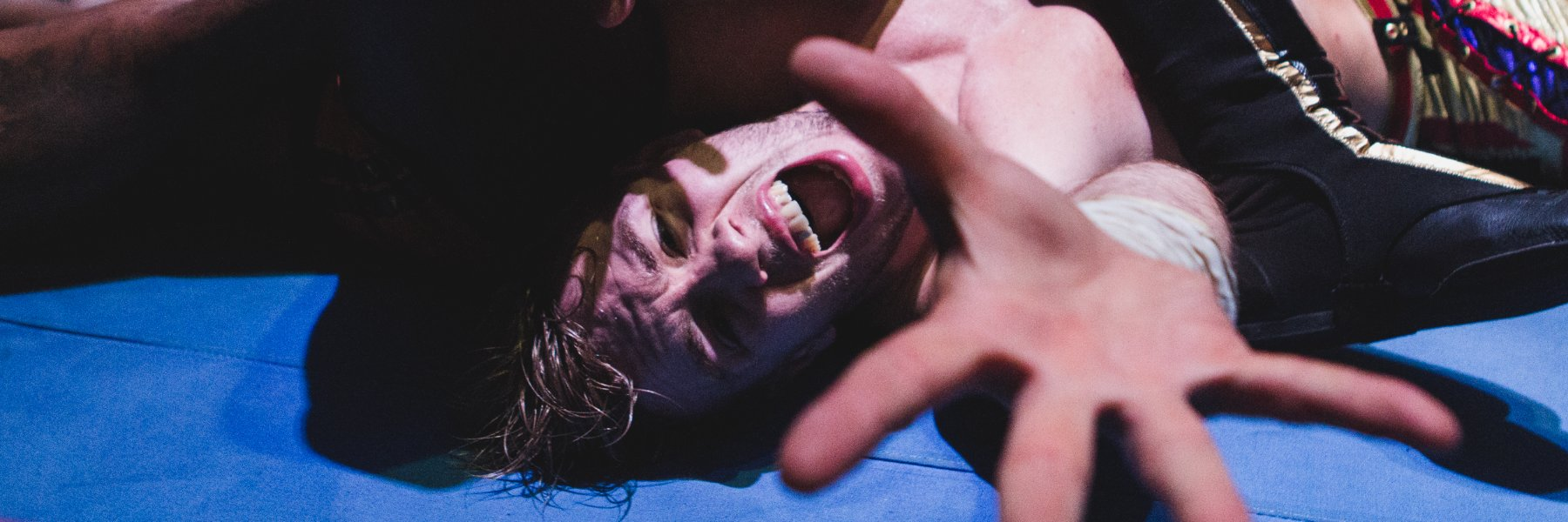 Shane Strickland vs Will Ospreay - June 2017 - Highlights