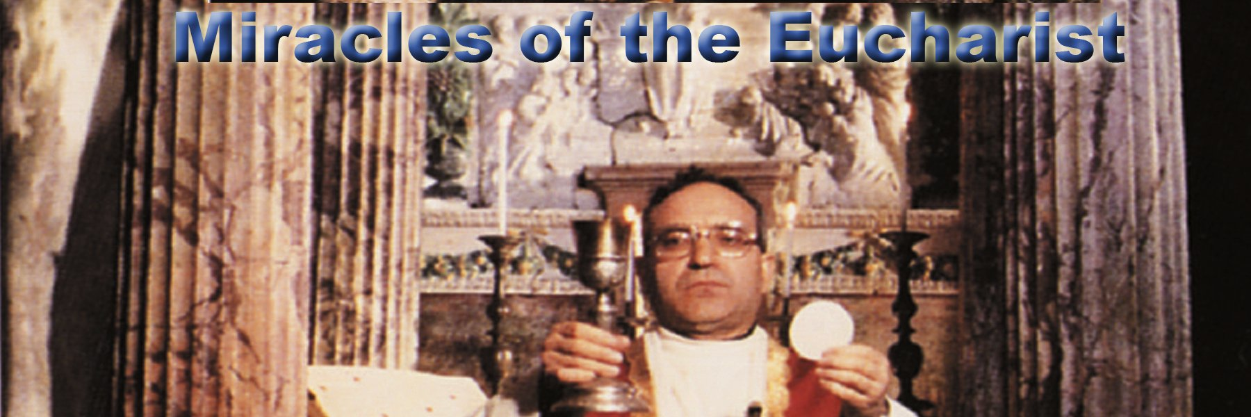 Our most popular video Miracles of the Eucharist