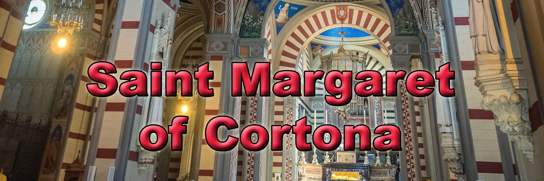 Saint Margaret of Cortona - sinner turned Saint
