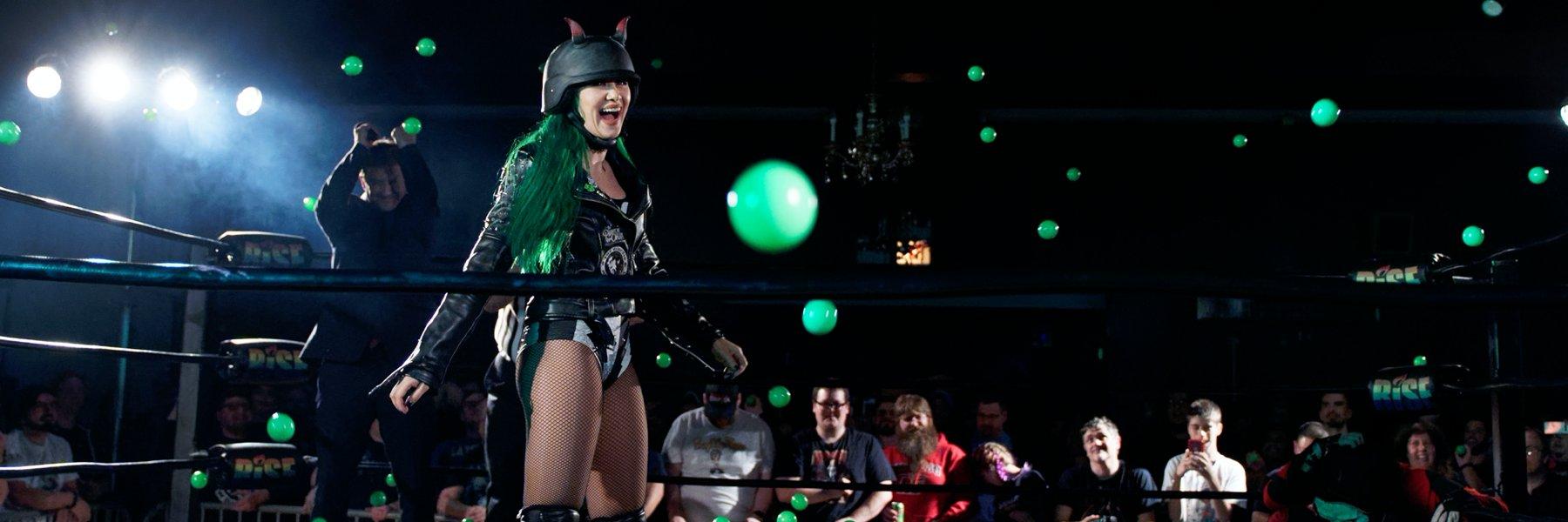 LA ESCALERA - Shotzi Blackheart's Farewell RISE Match!