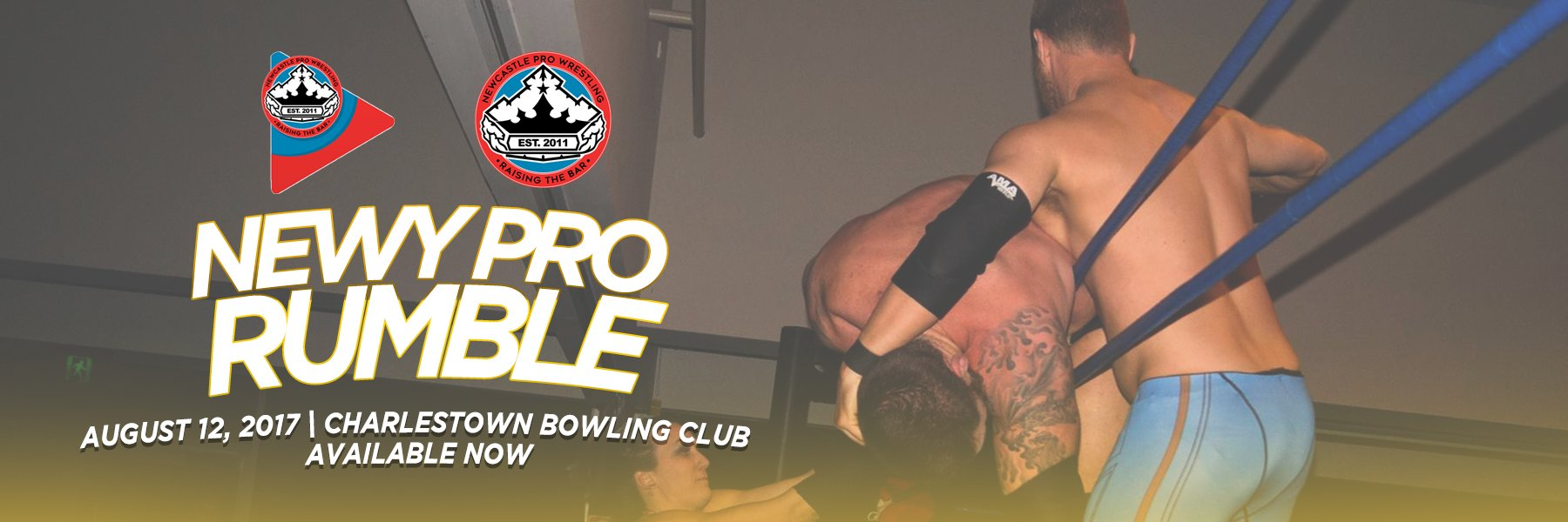 Newcastle Pro Wrestling presents NEWY PRO RUMBLE!