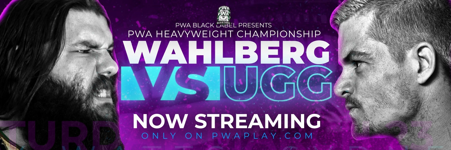 #WAHLBERGVSUGG  - STREAMING NOW