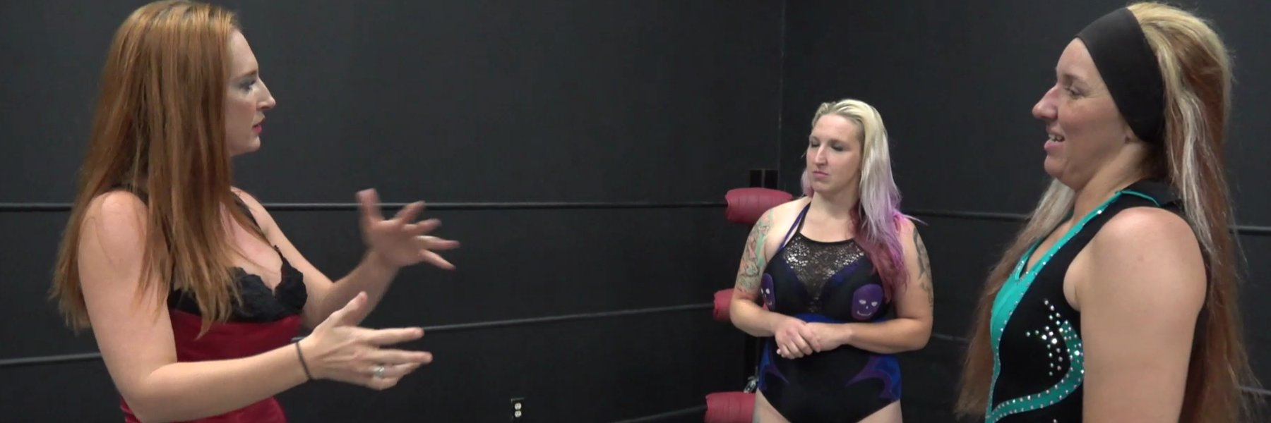 Jessie Belle vs Heather Owens And Amazing Maria Available Now