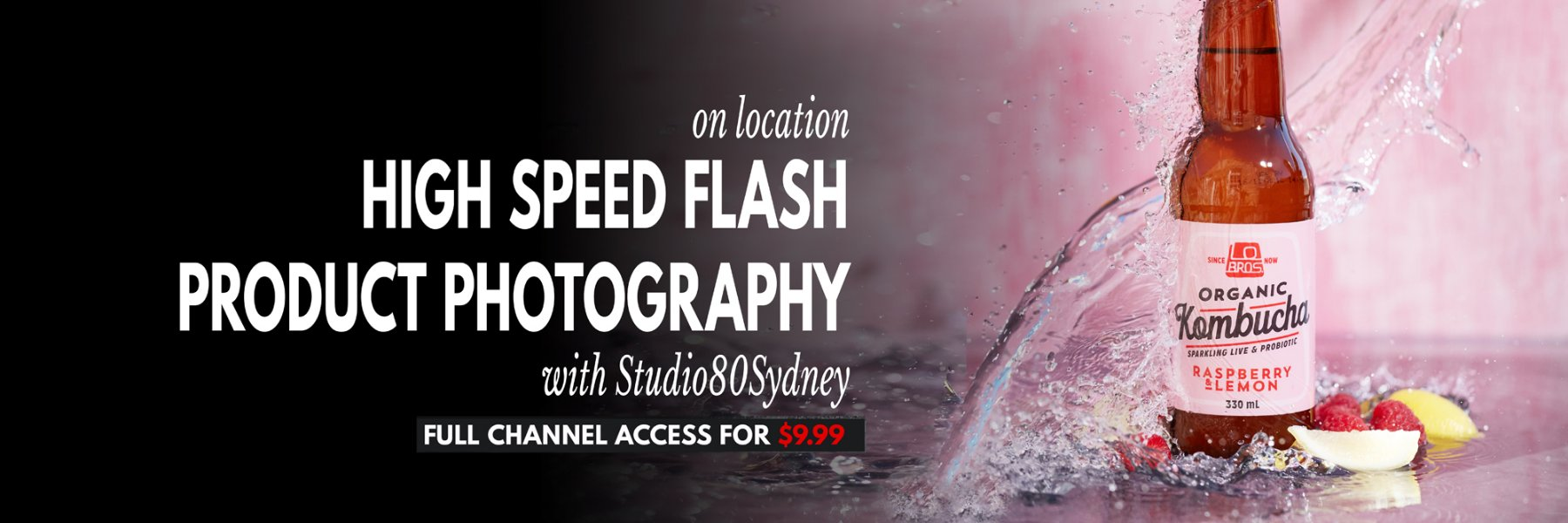LEARN HIGH SPEED FLASH PRODUCT FLASH PHOTOGRAPHY