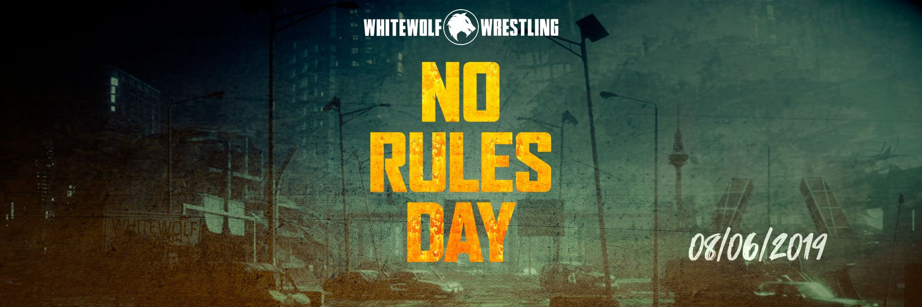 No Rules Day - Full Show - 08/06/2019