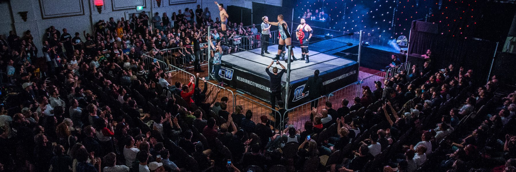The best professional wrestling that Australia has to offer