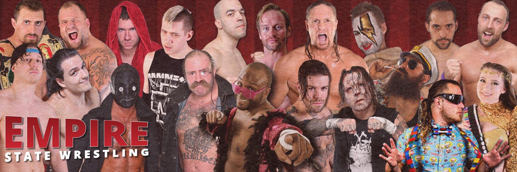 Empire State Wrestling - Western New York's Premier Professional Wrestling