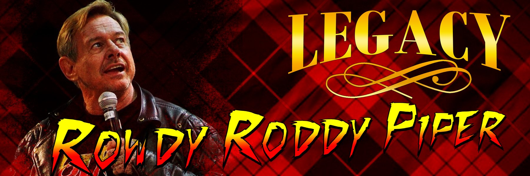 NEW! Roddy & Over 60 Of His Friends Tell The Story Of His Iconic Career!