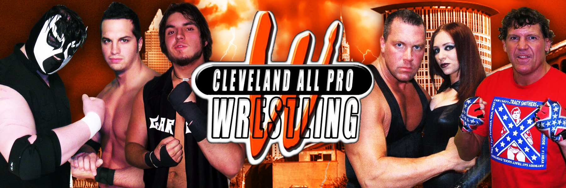 See The Entire Year-Long TV Run Of Cleveland All-Pro Wrestling!